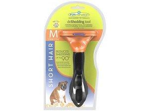 щетка для собак фурминатор