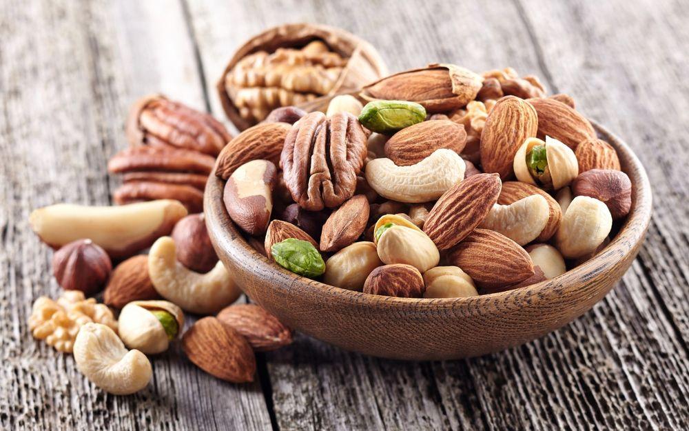 Какие орехи и в каком количестве можно есть при грудном вскармливании
