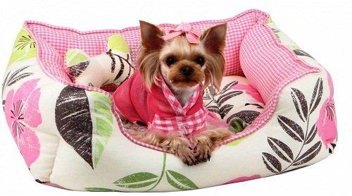домик лежанка для собак