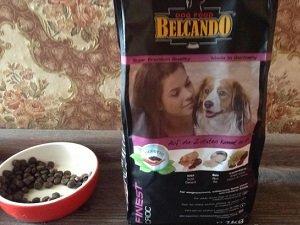 корм белькандо для собак отзывы
