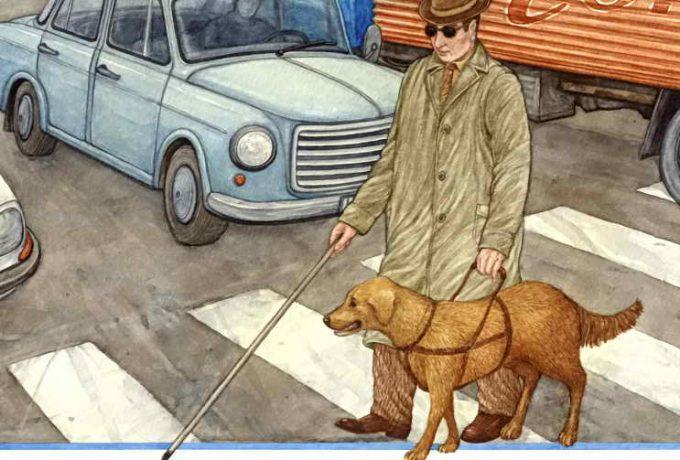 что такое собака-поводырь