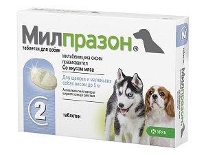 милпразон для собак отзывы
