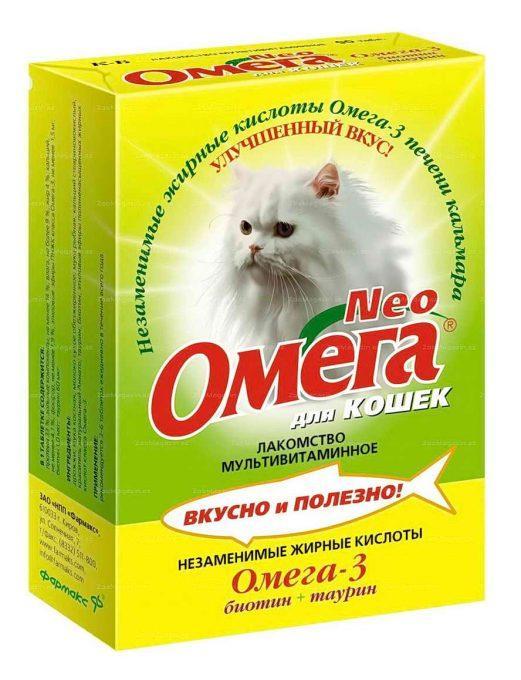 у кошки выпадает шерсть витамины для роста