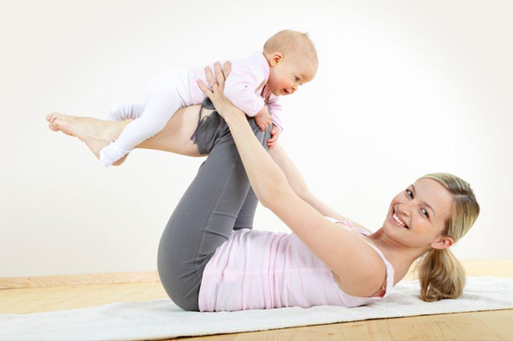 Как легко и быстро похудеть при грудном вскармливании