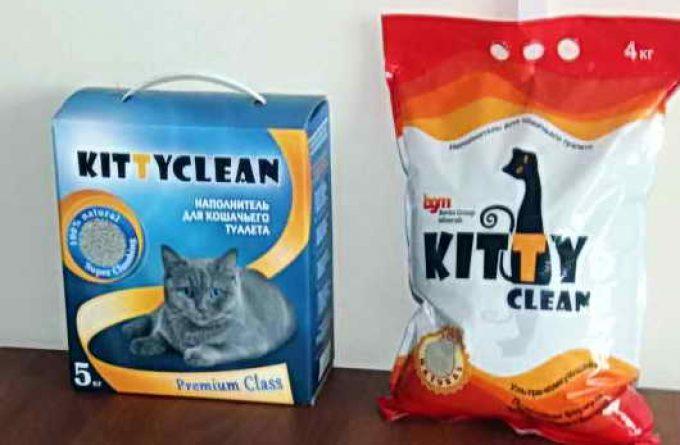 выбор наполнителей для кошек