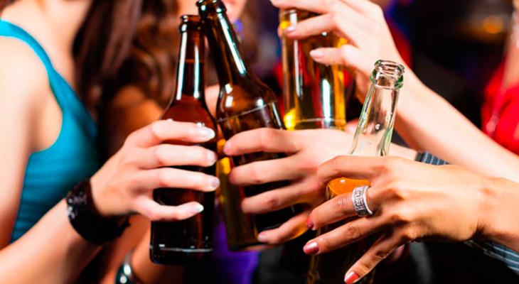 Выпить пиво с друзьями