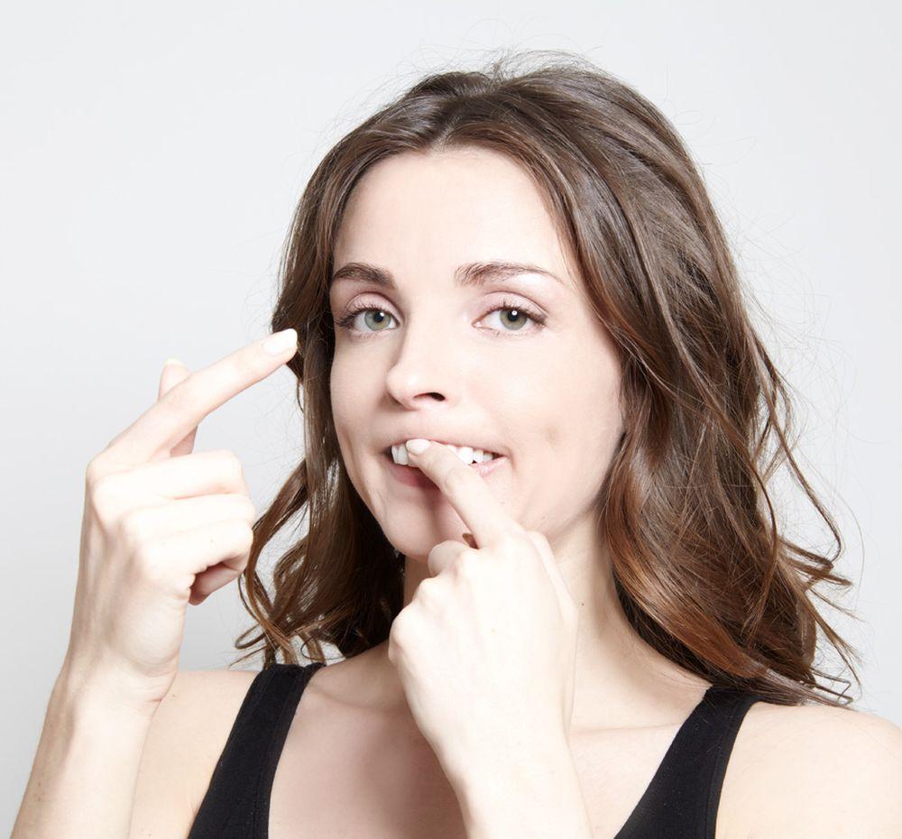 Гимнастика для лица: методы омоложения