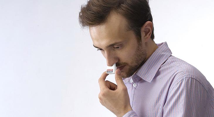 Ингалятор чтобы бросить курить