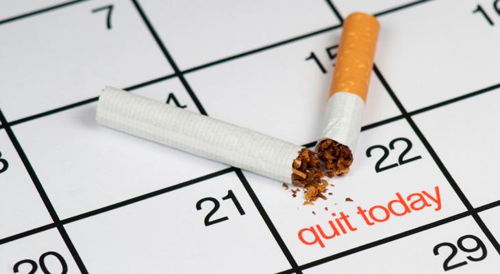 Календарь курения