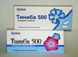 Об эффективности препарата Тинидазол в борьбе с паразитами