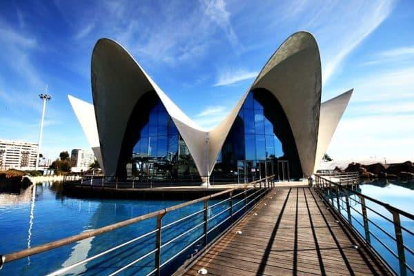 Океанариум L'Oceanogràfic (Испания)