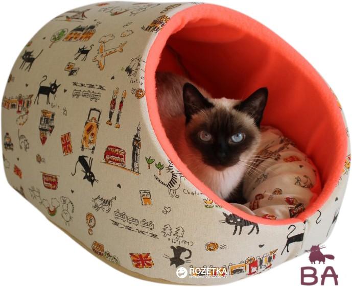 Почему кошки и коты прячутся в своих домиках?