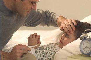 Во избежание серьезных осложнений важно следить за самочувствием своего ребенка