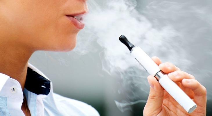 Парение сигаретой
