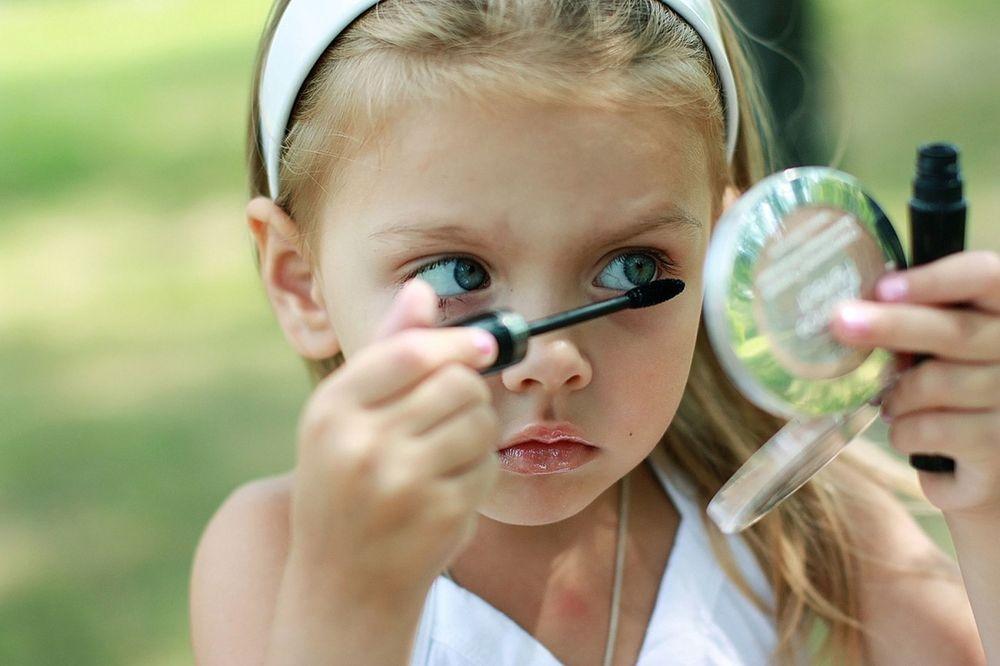 Декоративная и лечебная детская косметика