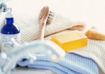 Нарушение правил личной гигиены - основная причина развития инфекции