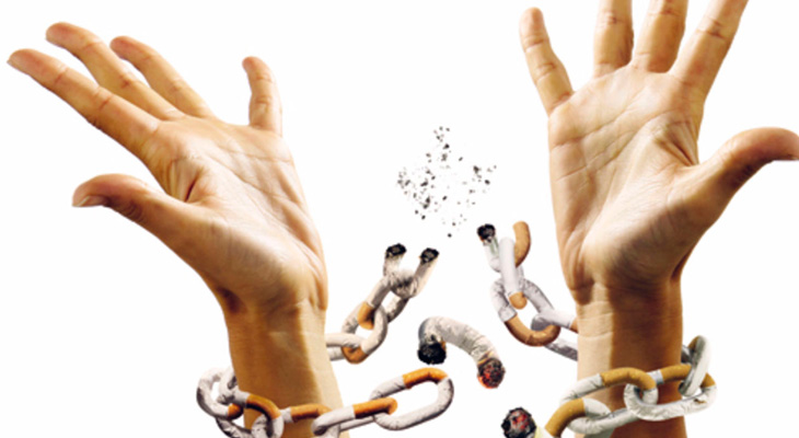 Разорвать оковы сигарет