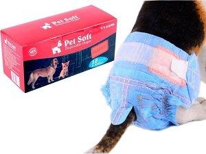 памперсы для собак мальчиков