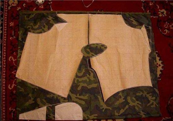 вязание одежды французский бульдог