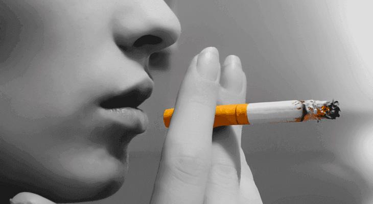 Заговор на сигарету