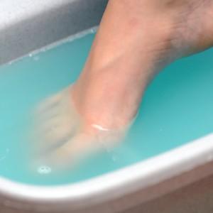 Лечение грибка ногтя запущенной формы при помощи перекиси