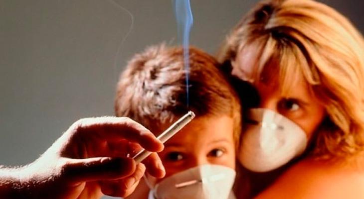 Третичное курение