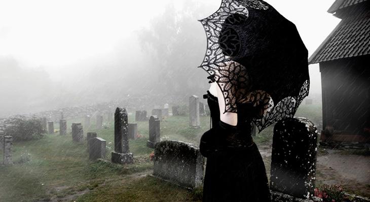 Кладбищенские заговоры