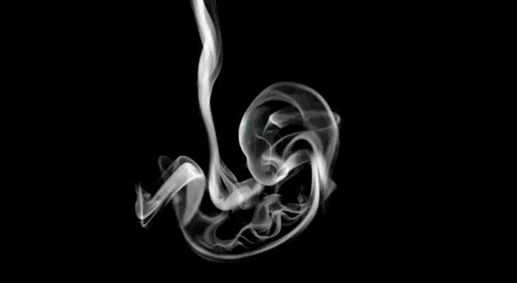 Плод и курение
