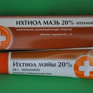 Лечебные мази и кремы от дерматита