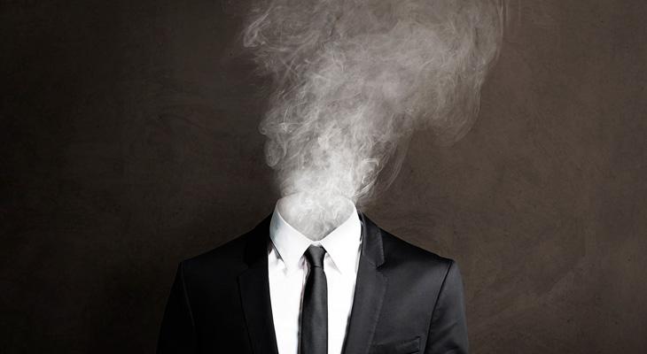 Запах сигарет