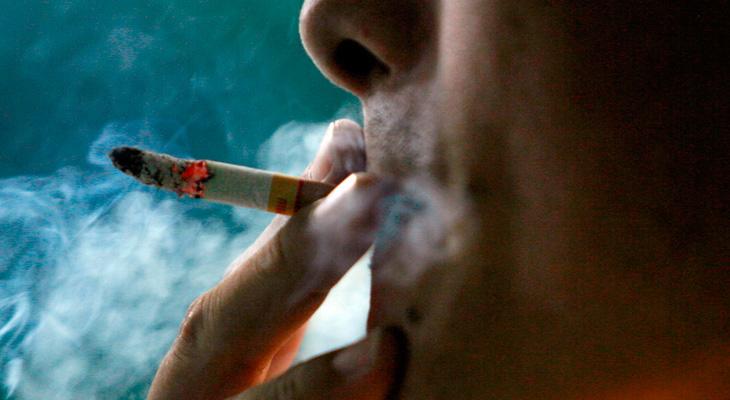 Удовольствие от курения
