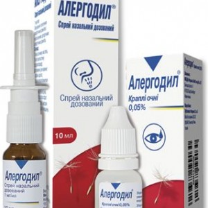 Разновидности спреев от аллергического насморка