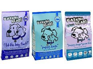 баркинг хедс корм для собак купить