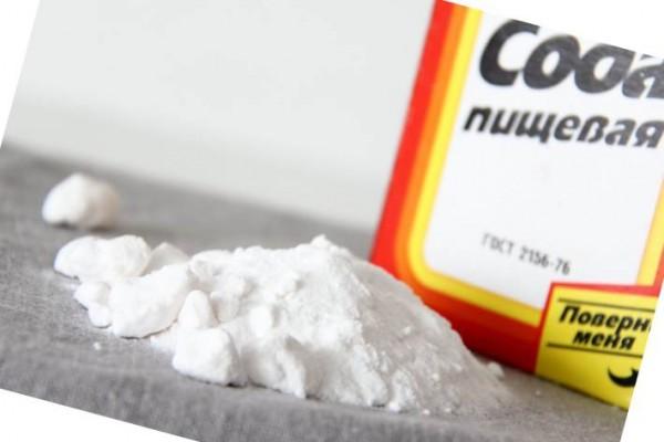 Применение пищевой соды при лечении псориаза