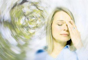 Головокружение иногда может свидетельствовать о заболевании