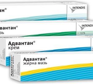 Препарат Адвантан: показания, особенности применения и аналоги