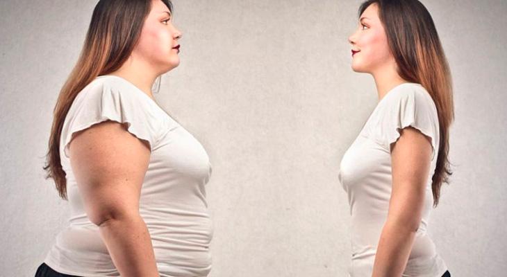 Девушка и ожирение
