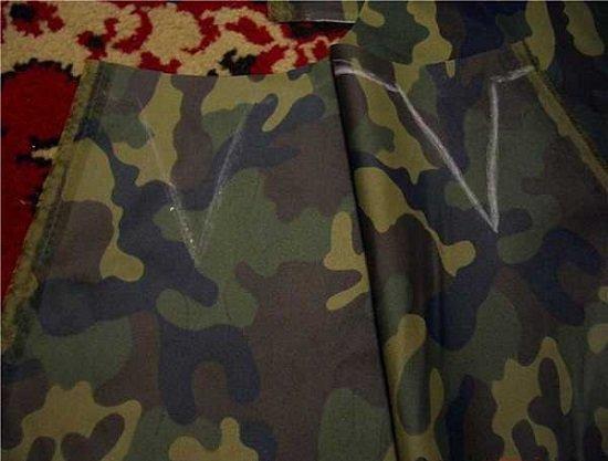 схема вязания одежды для французского бульдога