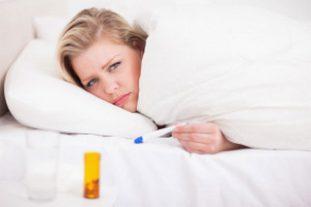 Одним из симптомов хламидиоза является общая слабость и повышение (небольшое) температуры тела