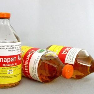 Лечение псориаза при помощи АСД фракции